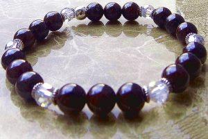 January birthstones Garnet sacral chakra