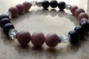 Root or base chakra bracelets