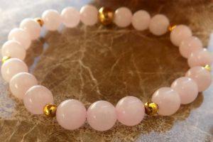 Heart chakra bracelet for love and friendship